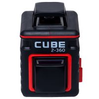 Лазерный уровень (нивелир) ADA CUBE 2-360 HOME EDITION А00448