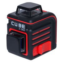 Лазерный уровень (нивелир) ADA CUBE 2-360 BASIC EDITION А00447
