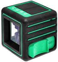 Лазерный уровень CUBE 3D GREEN PROFESSIONAL EDITION ADA А00545