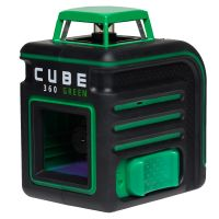 Лазерный уровень (нивелир) ADA CUBE 360 GREEN ULTIMATE EDITION А00470