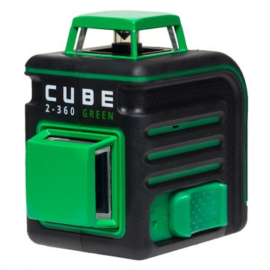 Лазерный уровень (нивелир) ADA CUBE 2-360 GREEN ULTIMATE EDITION А00471 ― ADA INSTRUMENT