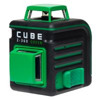 Лазерный уровень (нивелир) ADA CUBE 2-360 GREEN ULTIMATE EDITION А00471